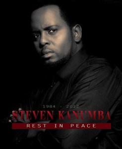 Steven Kanumba, acteur tanzanien. Il etait de passage au Burundi en 2010. Akeza.net se joint à toute la communauté des cinéastes de l'Afrique de l'Est et à tous les fans de l'acteur défunt. Nos profondes condoléances!