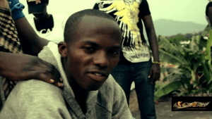 Prince Mshindi dans sa video ''I'm gonna win '' (www.akeza.net)