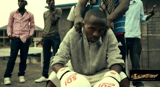 Prince Mshindi dans sa vidéo '' I'm gona win '' (www.akeza.net)