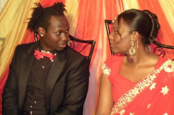 Zep Mugisha et la fille selon son coeur (www.akeza.net)
