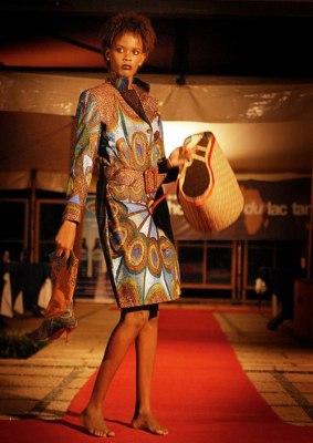 Darlène Dushime , mannequin (www.akeza.net)