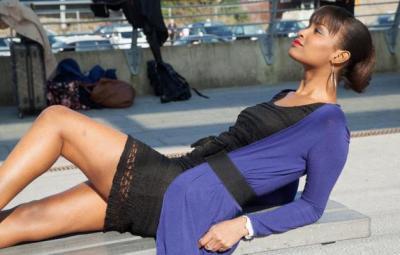 Joyce Buseruka , une excellente candidate à Miss Africa Belgium (www.akeza.net)