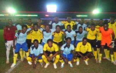 Certains joueurs de l'académie le Messager (www.akeza.net)