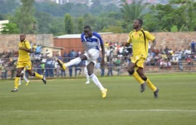 Un tir puissant signé Christophe NDUWARUGIRA dit Lucio (www.akeza.net)