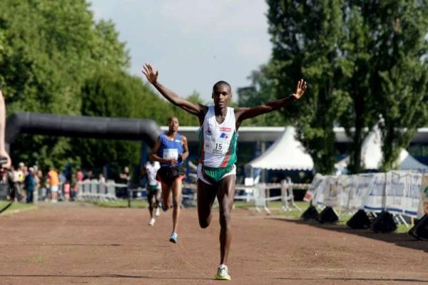 L'athlète de haut niveau Jean Claude NIYONIZIGIYE (www.akeza.net)