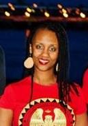 Martine SABUSHIMIKE , porte parole de l'association Ishaka (www.akeza.net)