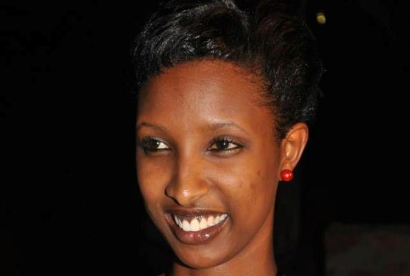 Yasmina INAMAHORO: le mannequinat et les orphelins (www.akeza.net)