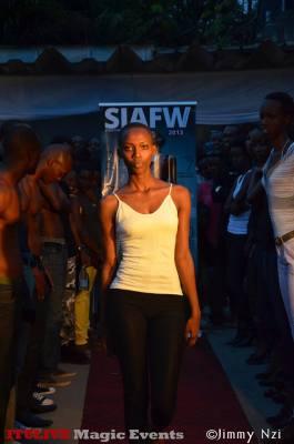 Ange Nicole , 3e meilleure performance au casting (www.akeza.net)
