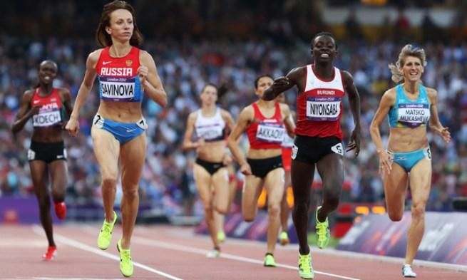 Francine NIYONSABA s'est remise et prend rendez-vous aux Jeux de la Francophonie (www.akeza.net)