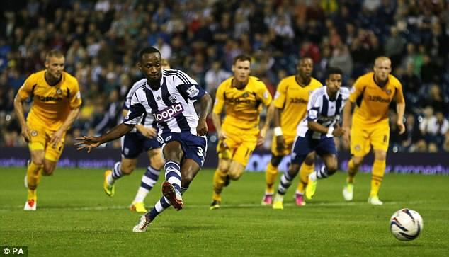 Saido Berahino tire un penalty (www.akeza.net)