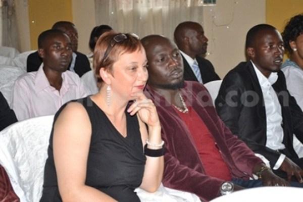 Dr Claude et sa femme.(www.akeza.net)