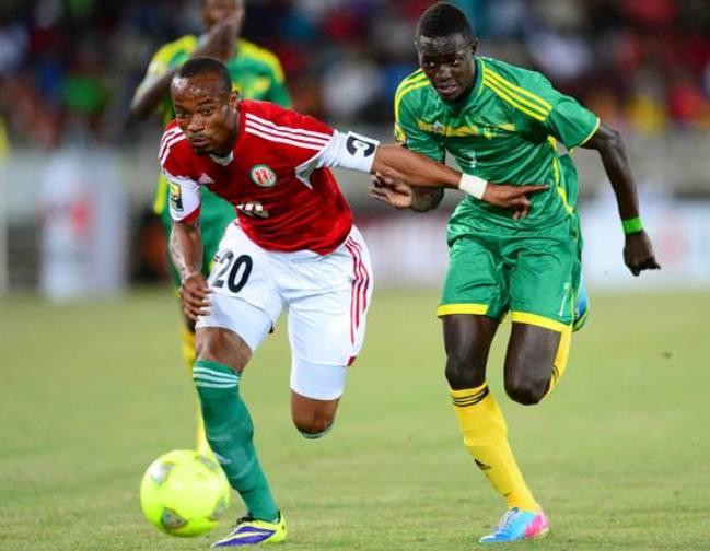 Le capitaine des Hirondelles Yamini-Selemani NDIKUMANA en action (www.akeza.net)