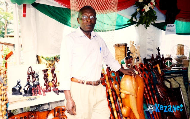 Radjabu Jumapili, le President de la CHASAA.(www.akeza.net)