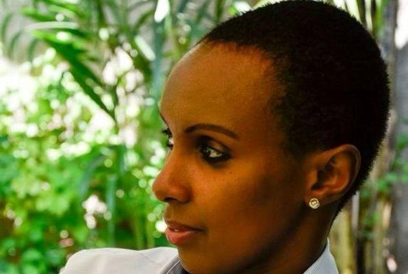 Carmen NIBIGIRA , la nouvelle coordinatrice de l'EATP ©Privé