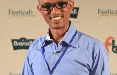 Le Réalisateur Eddy Munyaneza.©DR