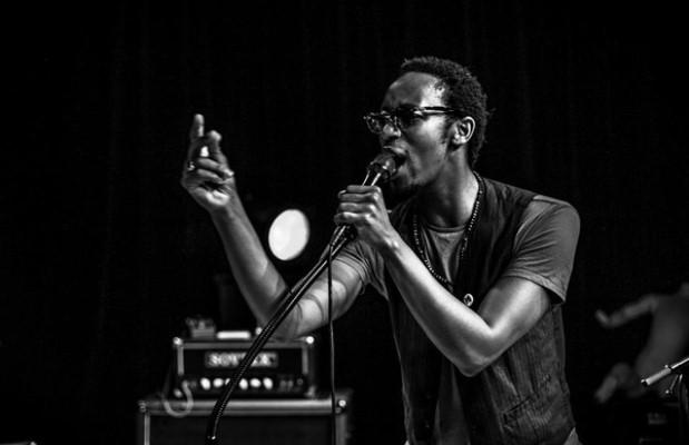 Le chanteur burundais Mudibu © Droits reservés