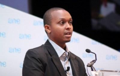 Adelard Kakunze , fondateur et directeur exécutif de Burundi 3.0