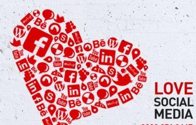 L'amour et les réseaux sociaux / Image d'illustration © DR