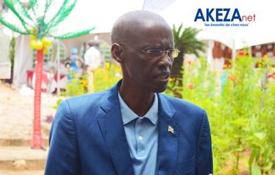 Le Directeur Général de l'Office National du Tourisme Léonidas Habonimana ©Akeza.net