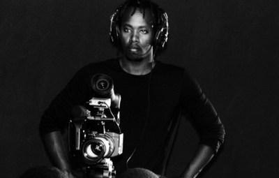 Evrard Niyomwungere , réalisateur de Majambere le fonceur © H Photography