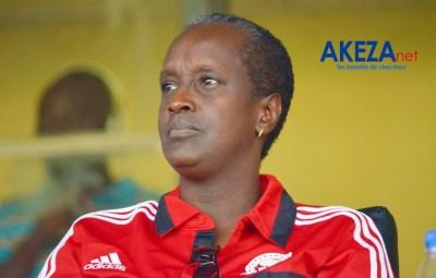 Lydia Nsekera de passage à Bujumbura.©Photo:Akeza.net/Armand NISABWE