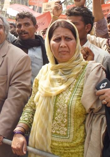 Syeda Ghulam Fatima , Finaliste du Aurora Prize