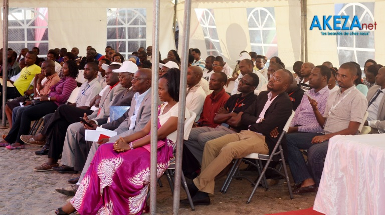 Vue partielle des participants©Akeza.Net/Alexandre NDAYISHIMIYE