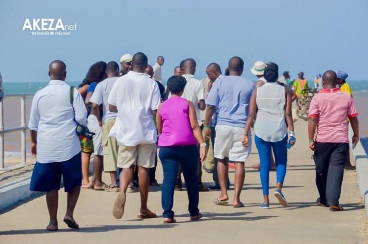 Visite de l'équipe des media à l'Océan indien/Watamu © Akeza.net