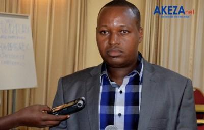 Me J.Claude Niyongabo qui a fait l'enquête ©Akeza.net