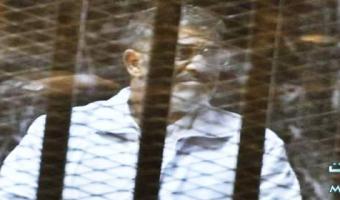 اخبار محاكمة محمد مرسي اليوم 2014