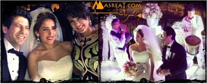 حفل زواج الفنان اياد نصار