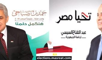 تصويت المصريين في الخارج بجواز السفر الجديد او الرقم القومي