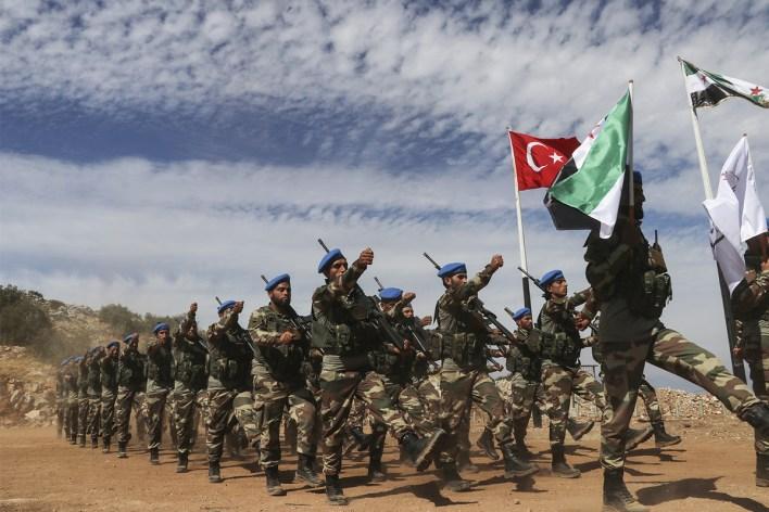 """مقتل 117 """"مرتزقاً"""" سورياً من فصائل تركيا في ليبيا"""
