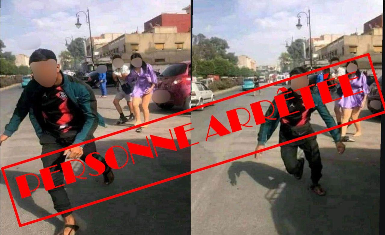 طنجة… توقيف المشتبه فيه الرئيسي المتورط في قضية التحرش الجنسي الذي كانت ضحيته فتاة بالشارع العام بمدينة طنجة،