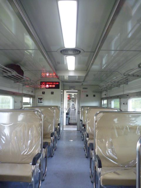 Kereta Api Gajah Wong  Indonesian Traveler