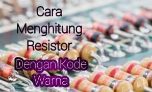 menghitung nilai resistor