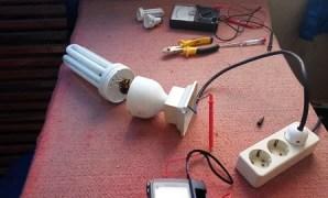 Cara Memperbaiki Lampu Philips yang rusak