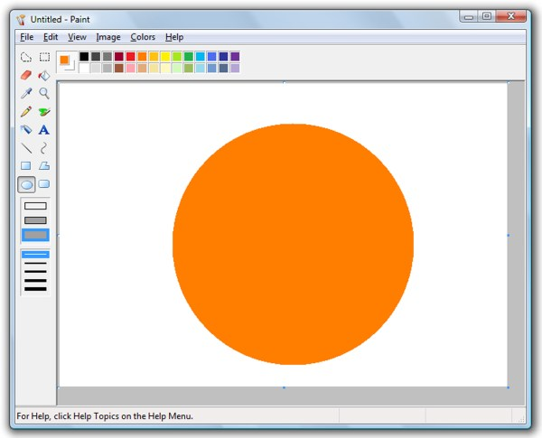 How to Draw On Microsoft Paint