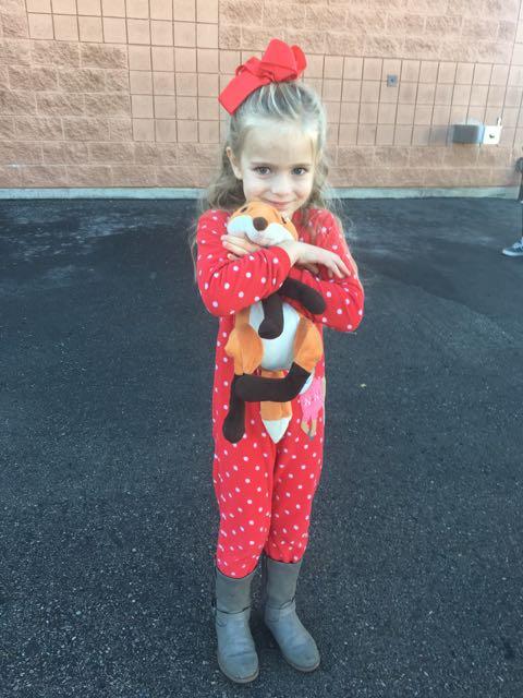Pajama Sing Along at School