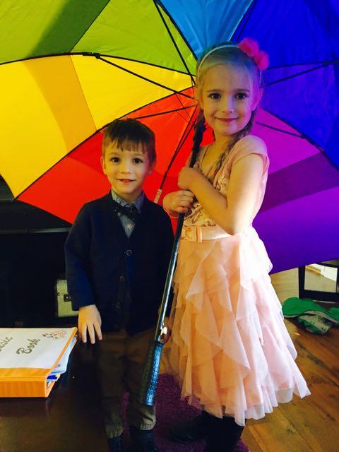 Kids in Church Clothing