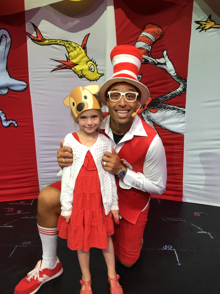 Dr. Seuss on the Loose!