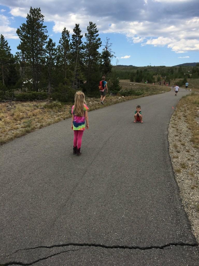 Mountain Goat Run