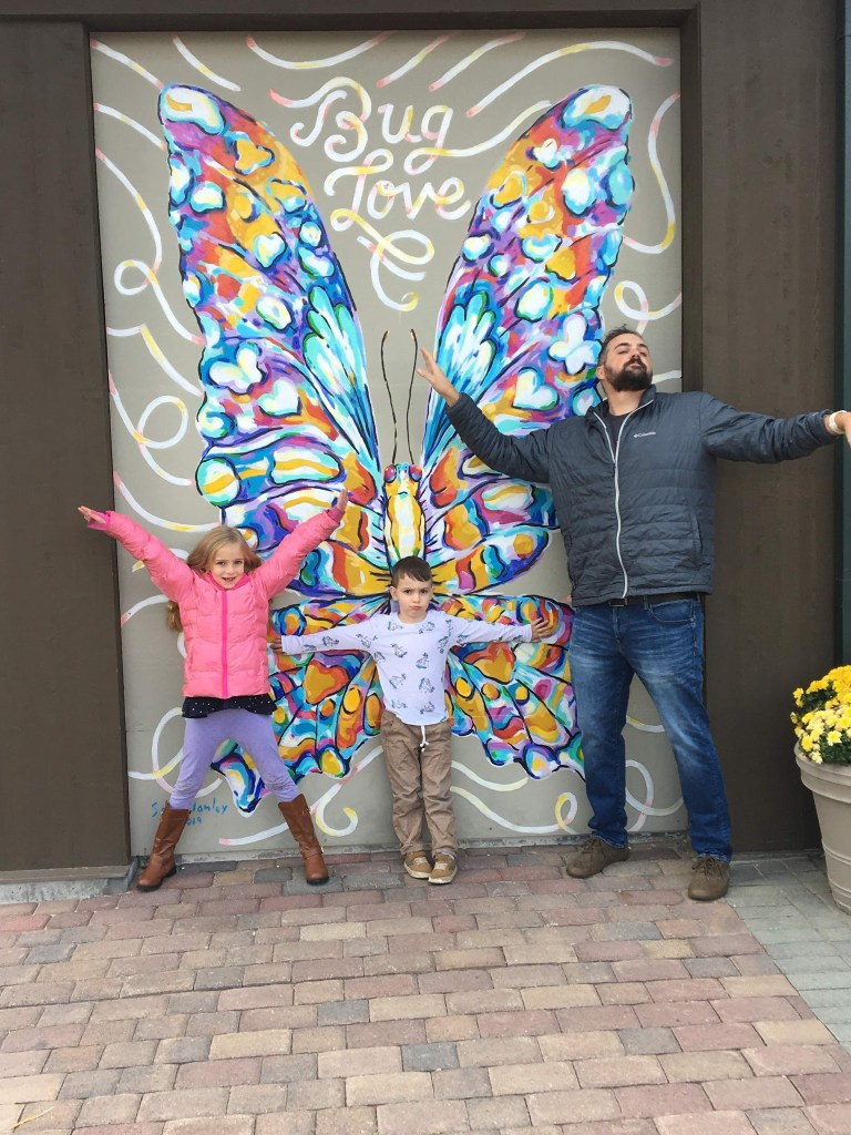Fall Break 2019 Staycation: The Butterfly Enclosure