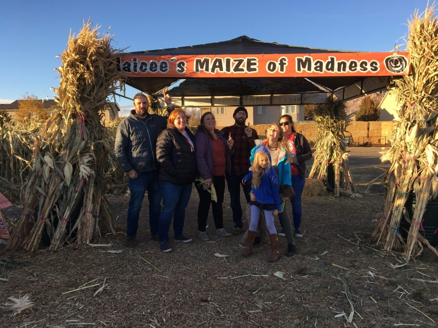 Fall Break 2019 Staycation: Jakers with The Whitmores and TIA!!!