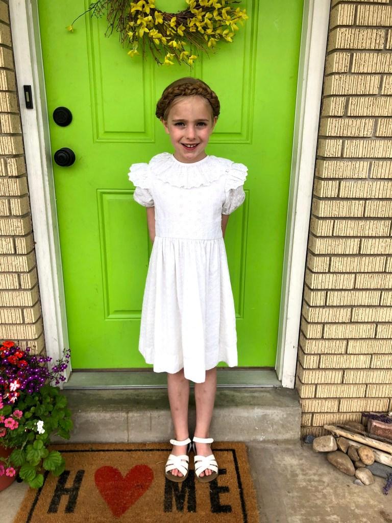 The Pipkin Baptism Dress
