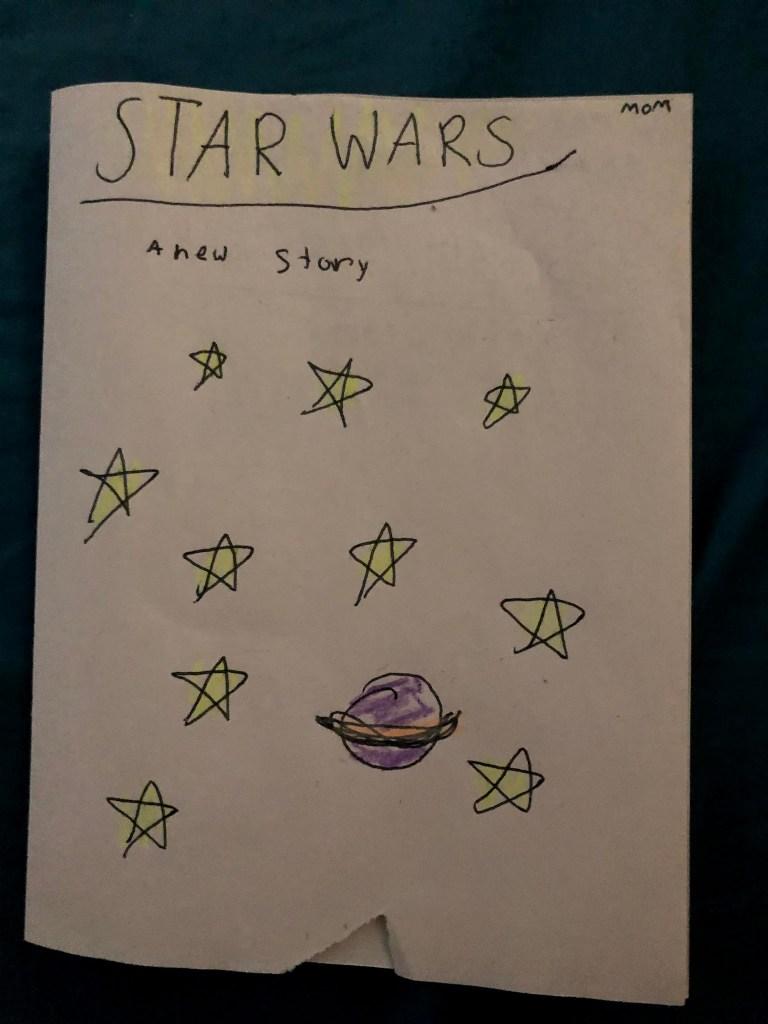 Getting Through COVID-19: STAR WARS & A Play!!