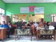 Guru dan Kepala SD se -kecamatan Pancalang (Peserta Workshop Layanan BK di Sekolah Dasar)