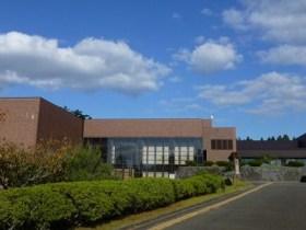 秋田県立博物館(秋田市金足)