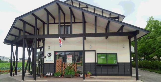 農家レストラン米サラダハウス(仙北郡美郷町)