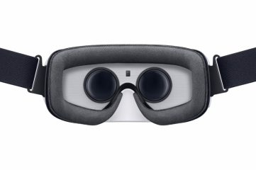 VR Gear view